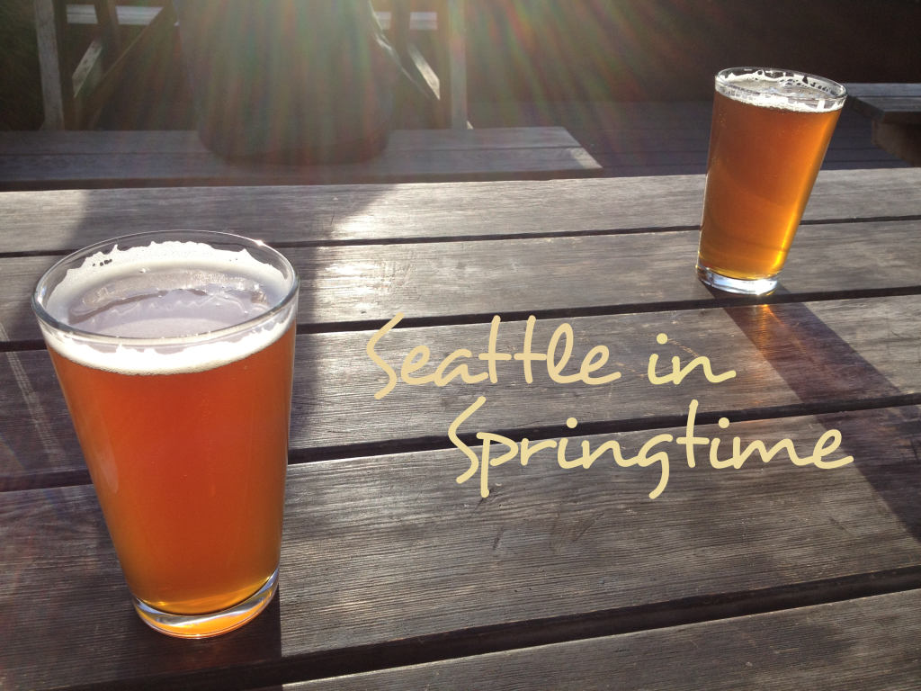 springtime beer