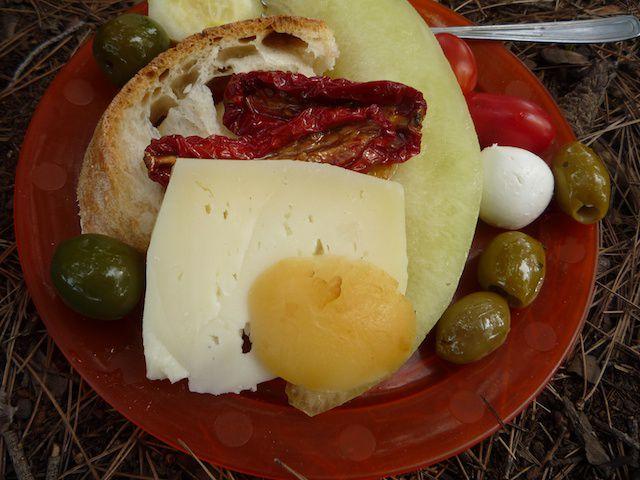 Capri picnic