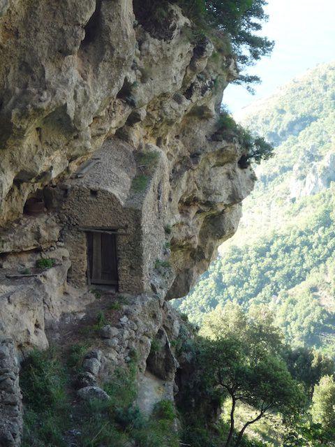 old house - Capri hike