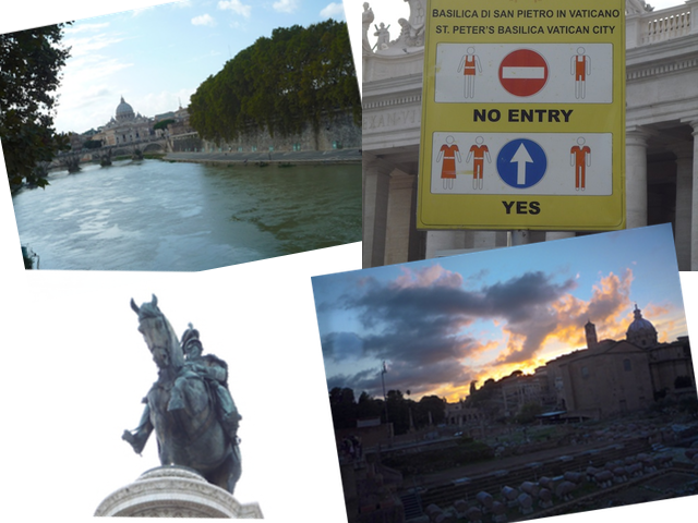 rome collage 4