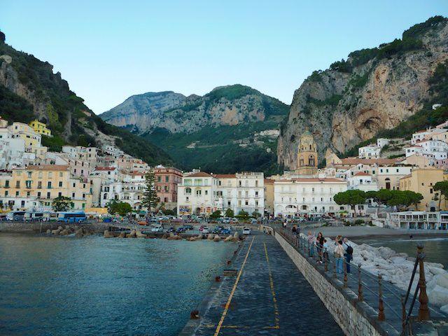 town of Amalfi