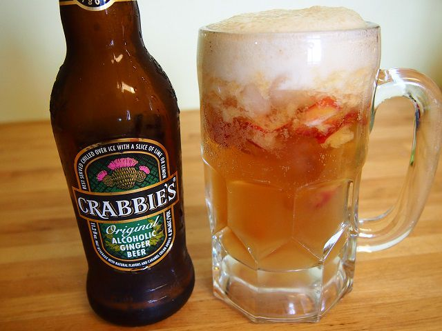 Cherry Ginger Beer