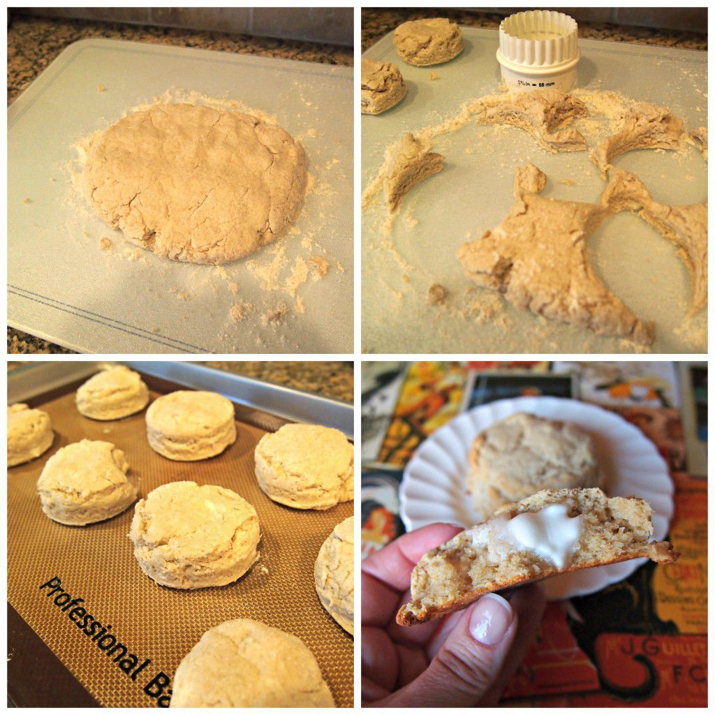 Protein Biscuits