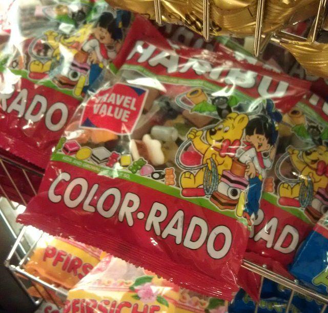 colorado candy