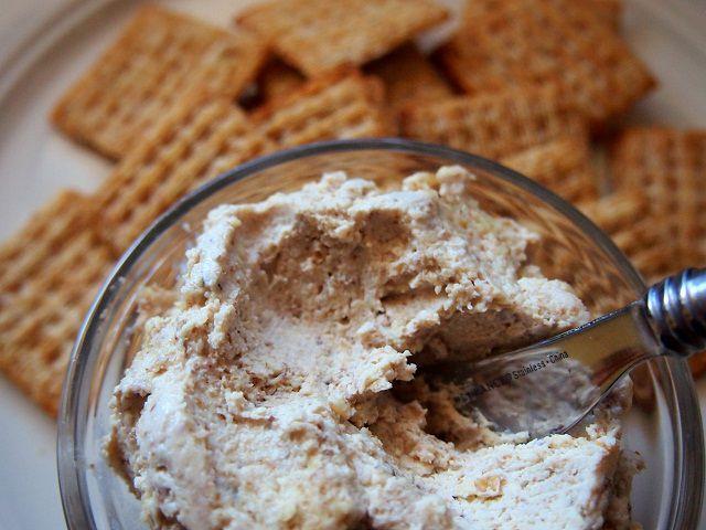 walnut cheese spread