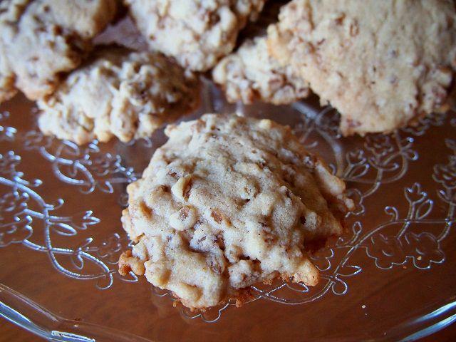 Farro Cookies
