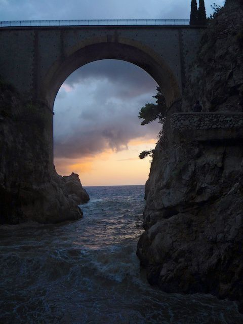 Capri hike