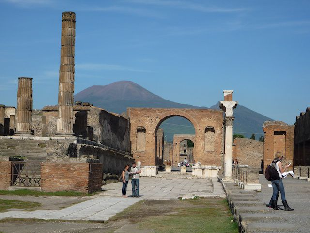 pompei and vesuvius