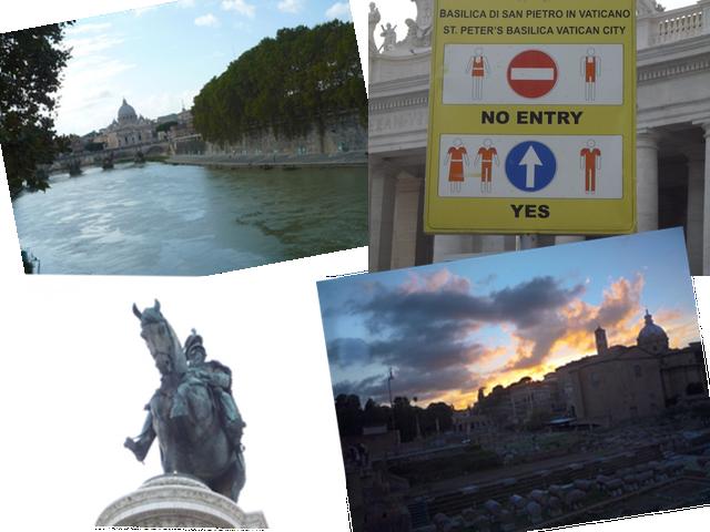 rome collage 4