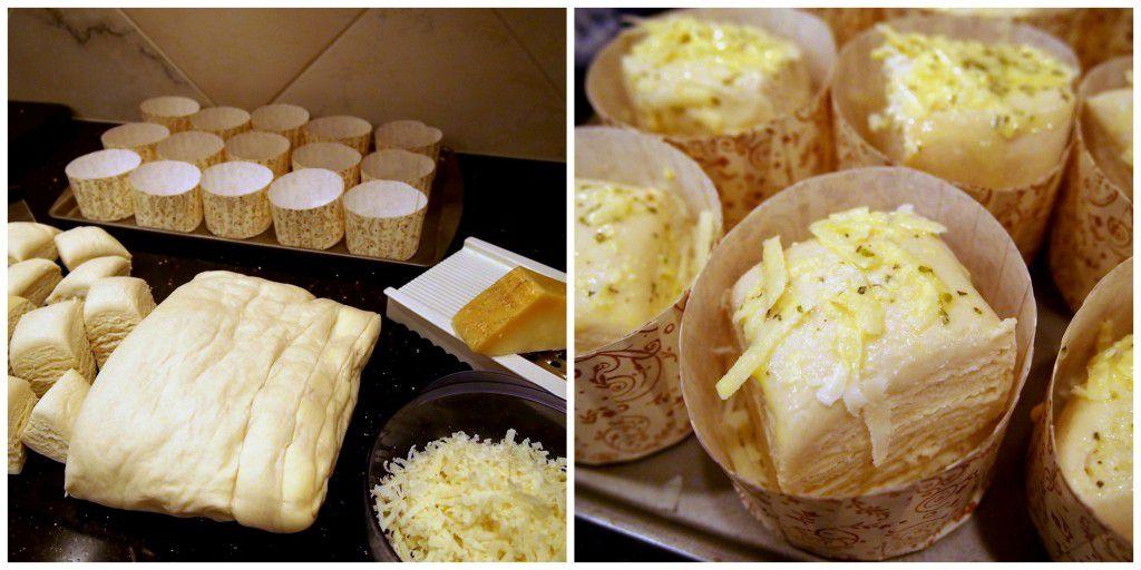 Cheesy Rolls