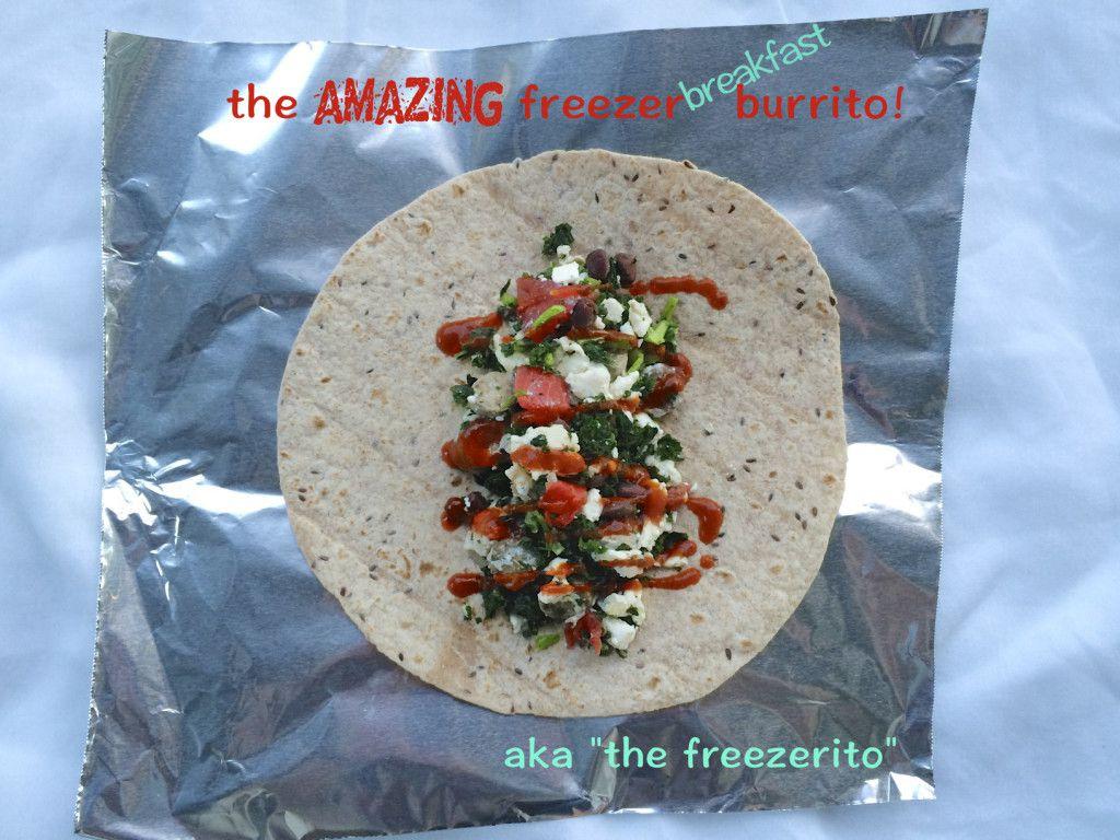 open face freezerito