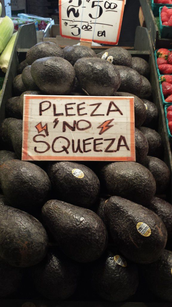 pike avocados
