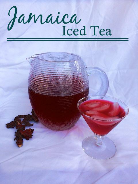 jamaica iced tea