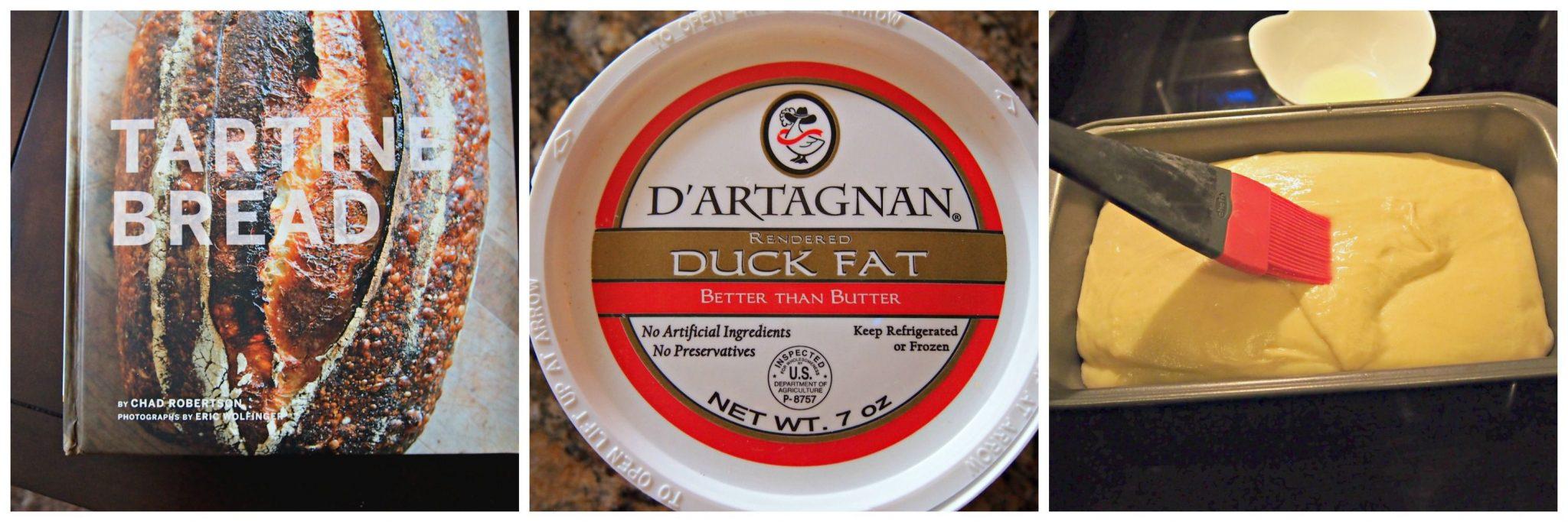 Duck Fat Brioche