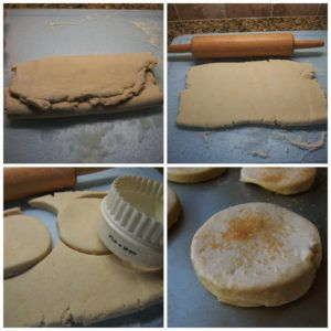 More cake making