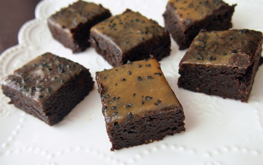 Salt n Pepper Brownies
