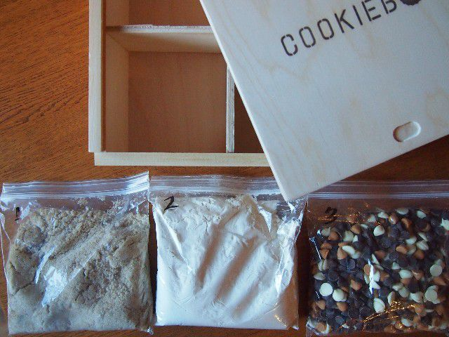 Cookie Kit Assembly