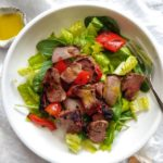 Honey Citrus Garlic Vinaigrette