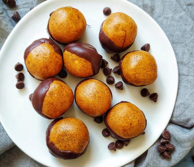healthy buckeye balls