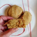 oat flour rolls