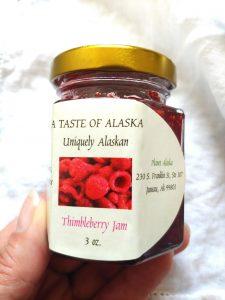 Thimbleberry Jam