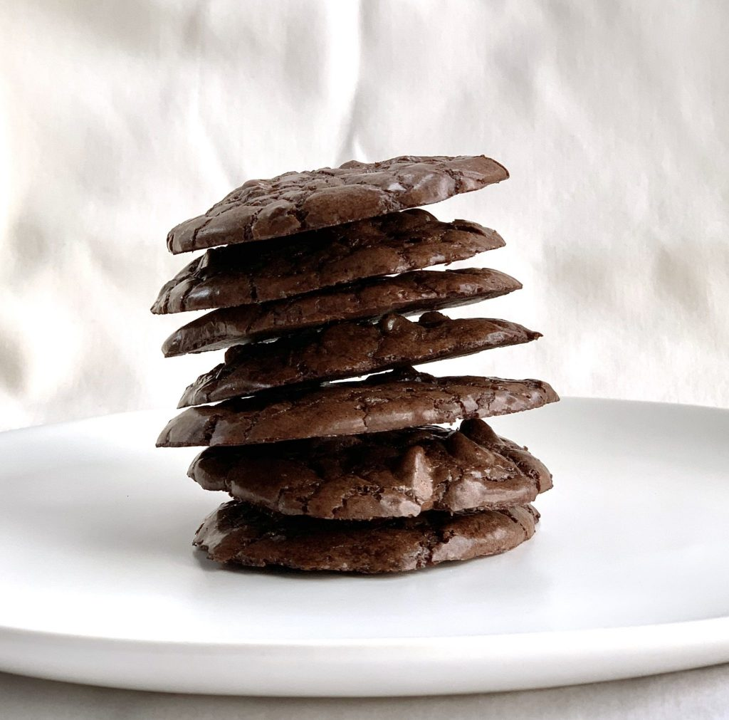 Tiny, Salty, Chocolatey Cookies