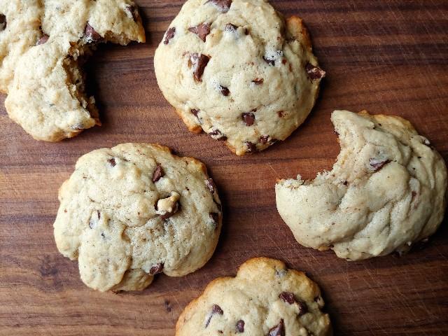 sourdough discard cookies