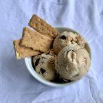 Peanut Butter S'mores Ice Cream