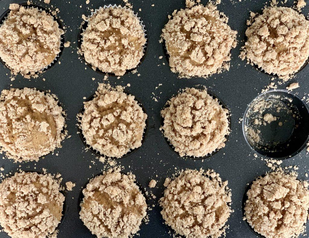 Chai Spiced Butternut Squash Muffins